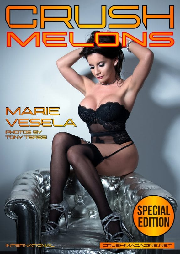 Crush Melons - March 2019 - Marie Vesela 2