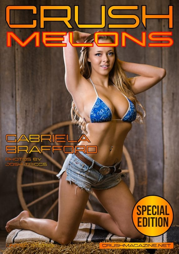 Crush Melons – March 2019 – Gabriela Brafford