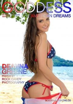 Goddess American Dreams - June 2019 - Deanna Greene 5
