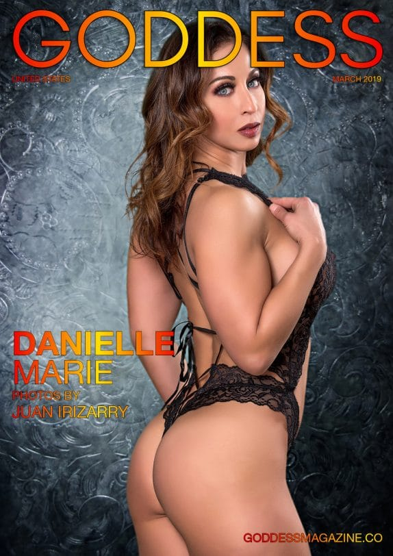 Goddess Magazine – March 2019 – Danielle Marie 2