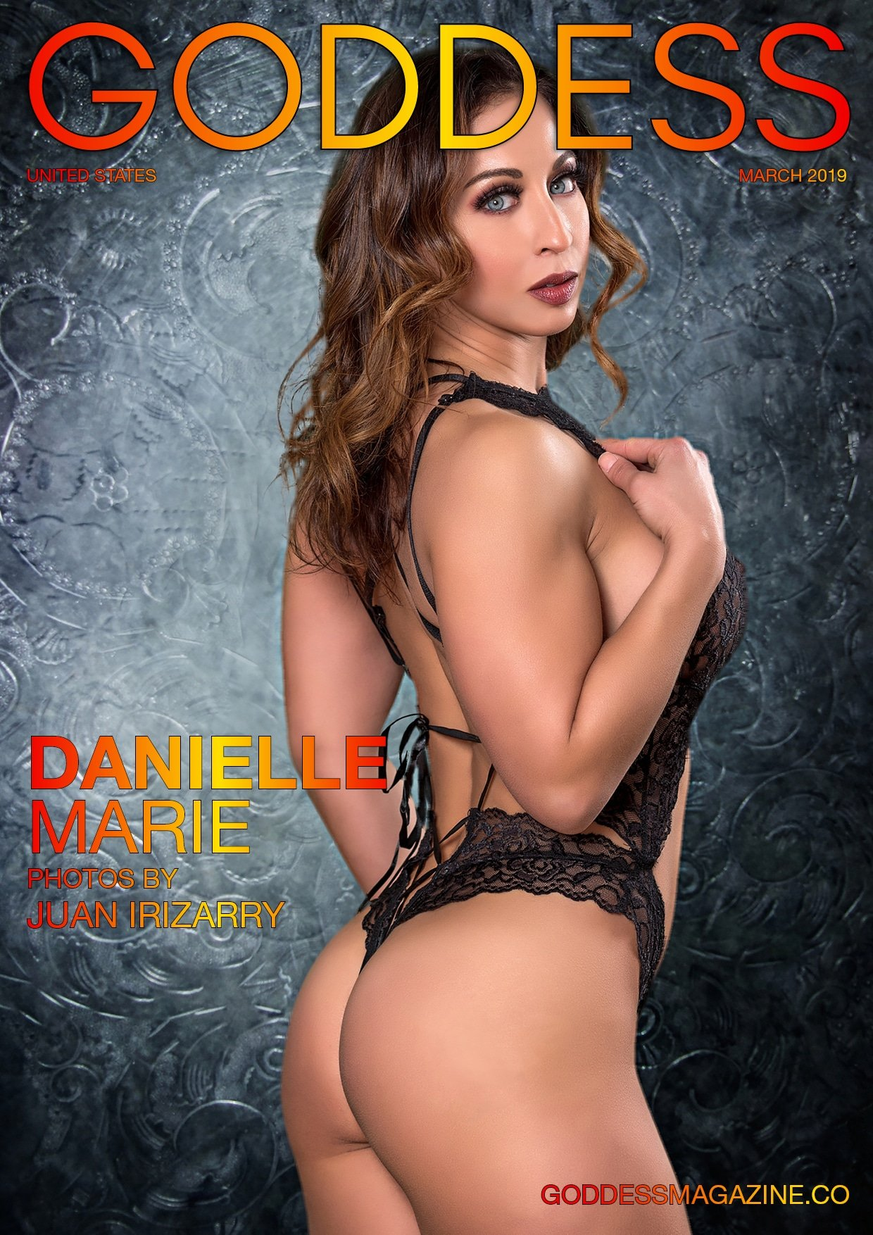 Goddess Magazine – March 2019 – Danielle Marie 1