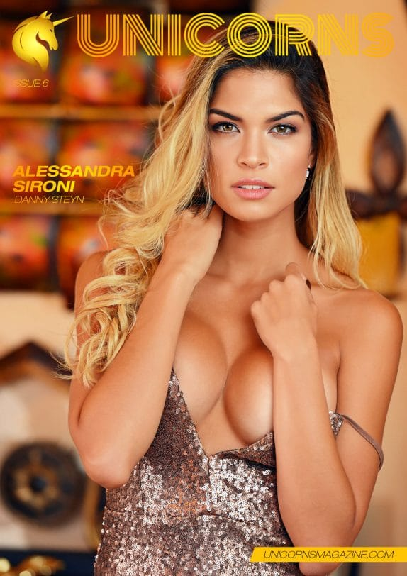Unicorns Magazine - March 2019 - Alessandra Sironi 1