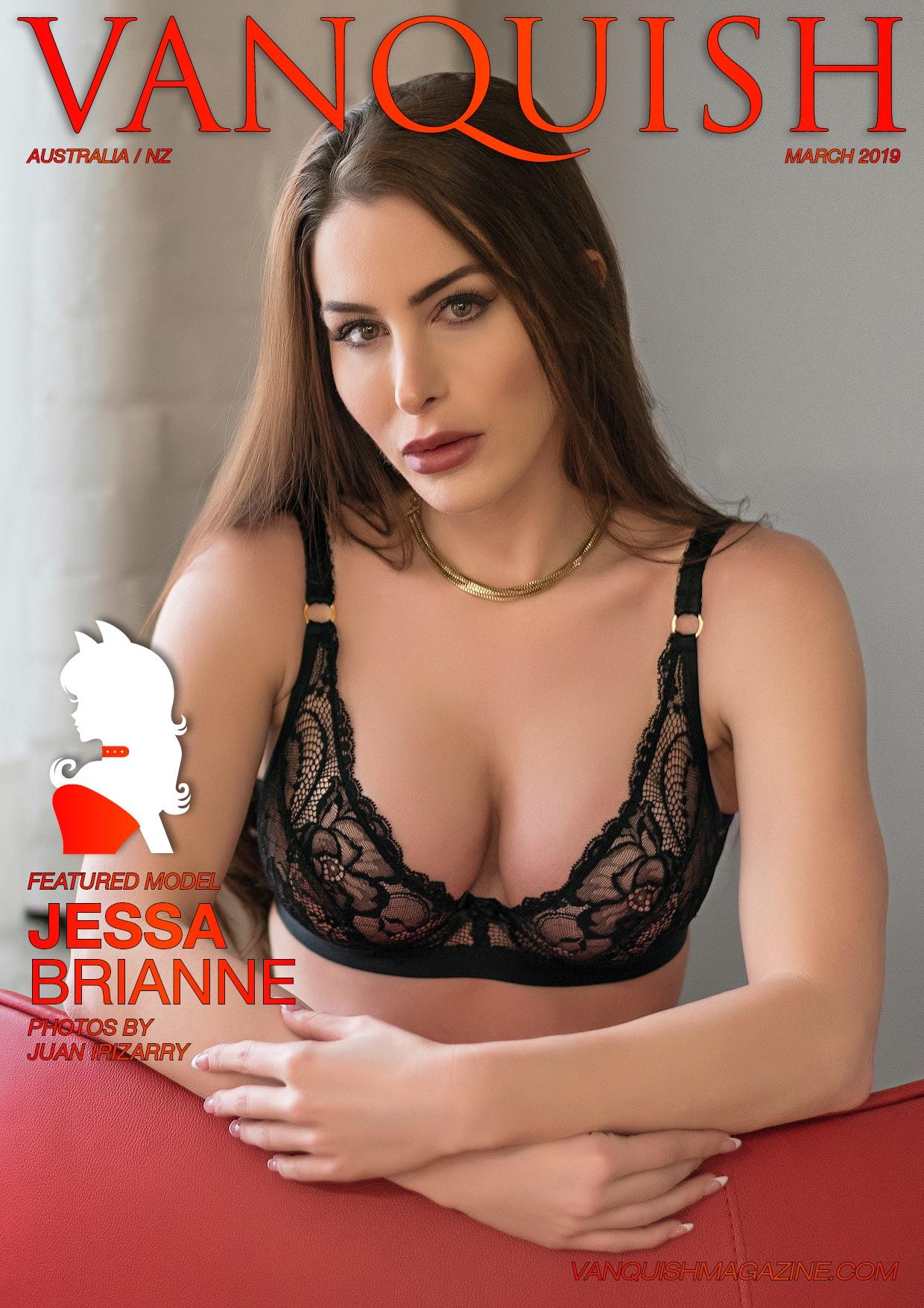 Vanquish Magazine - March 2019 - Jessa Brianne 1