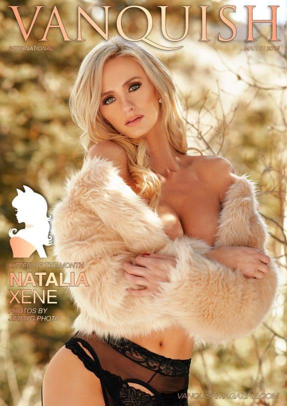 Vanquish Magazine - March 2019 - Natalia Xene 3
