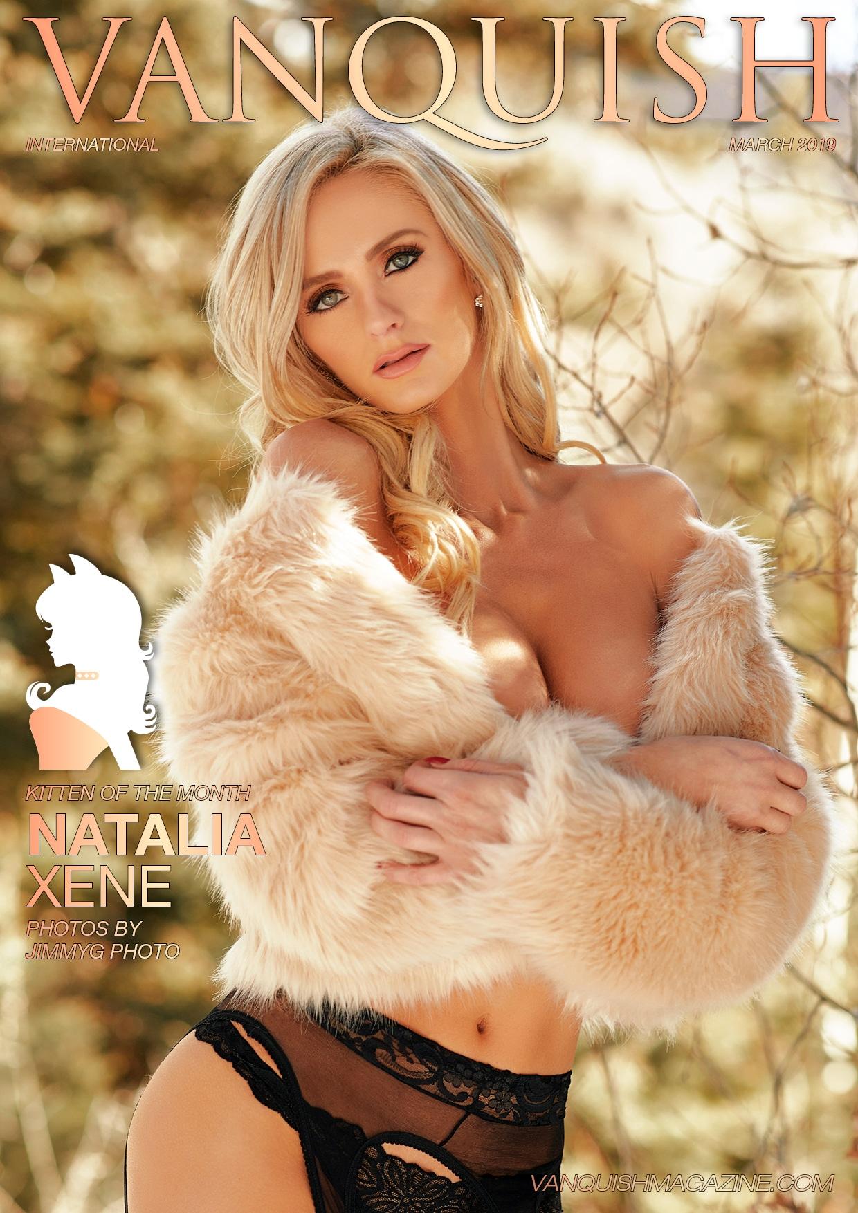Vanquish Magazine - March 2019 - Natalia Xene 1