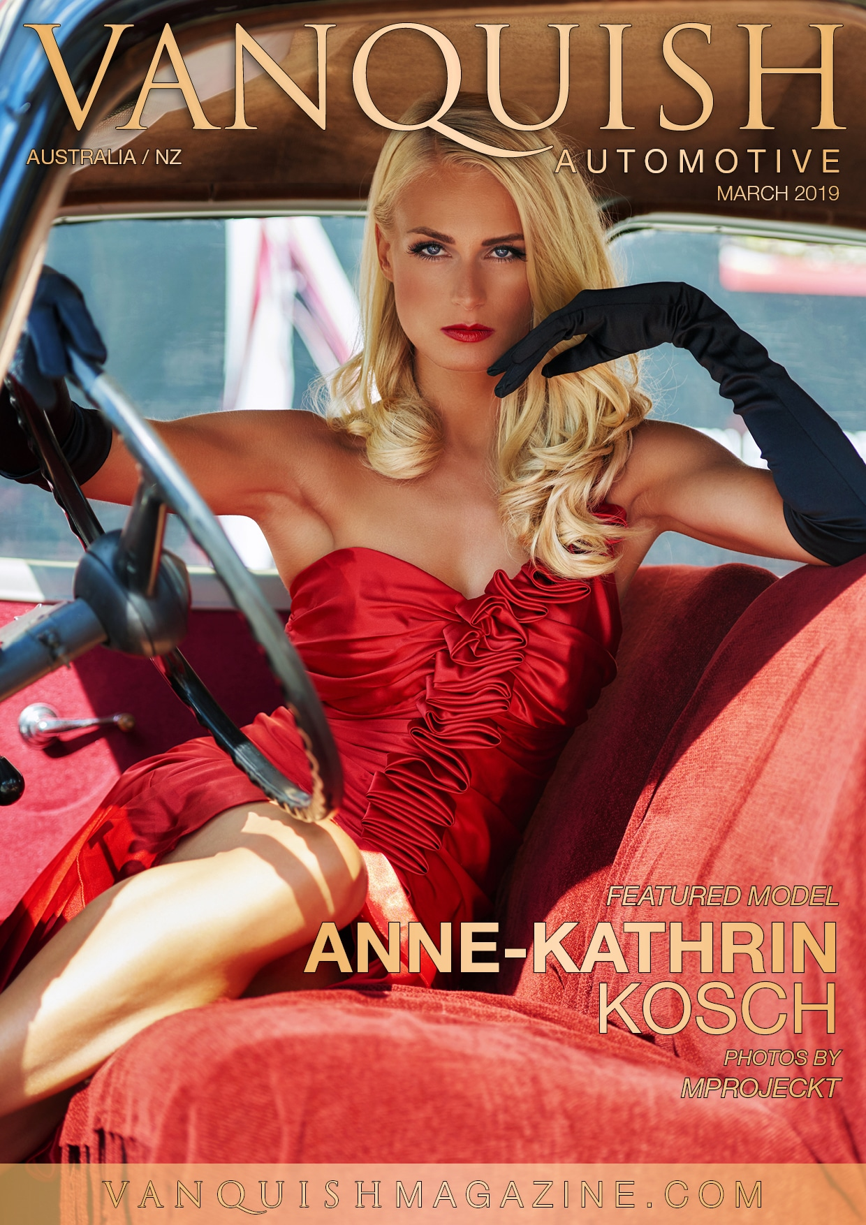 Vanquish Automotive - March 2019 - Anne-Kathrin Kosch 1
