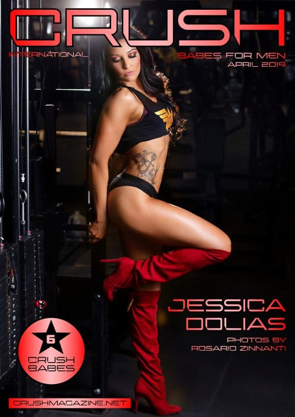 Crush Magazine - April 2019 - Jessica Dolias 4