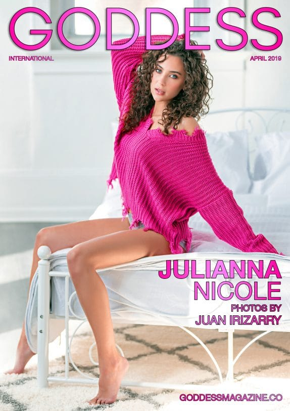 Goddess Magazine – April 2019 – Julianna Nicole 3