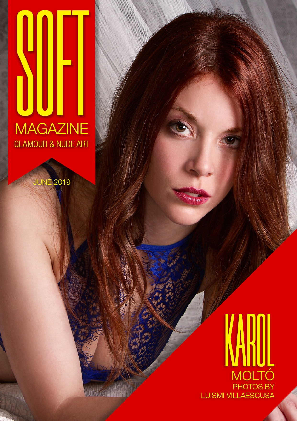 Soft Magazine - June 2019 - Karol Moltó 1