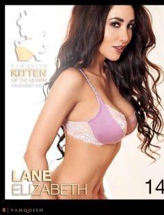 Vanquish Magazine – December 2014 – Lane Elizabeth