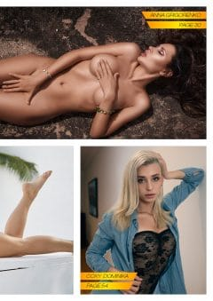 Unicorns Magazine – May 2019 – Megan Deluca