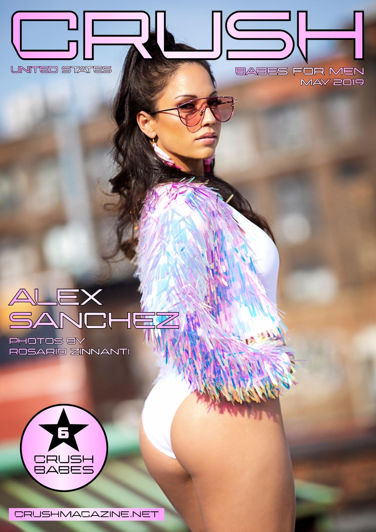 Crush Magazine - May 2019 - Alex Sanchez 1