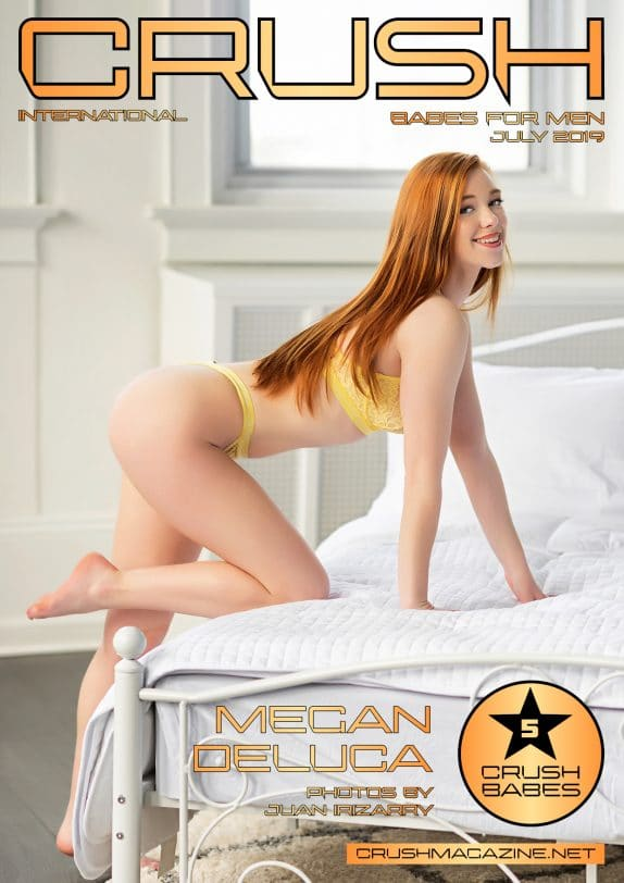 Crush Magazine - July 2019 - Megan Deluca 6