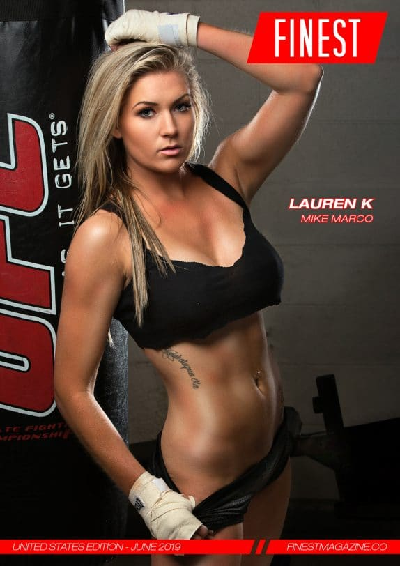 Finest Magazine – June 2019 – Lauren K 9