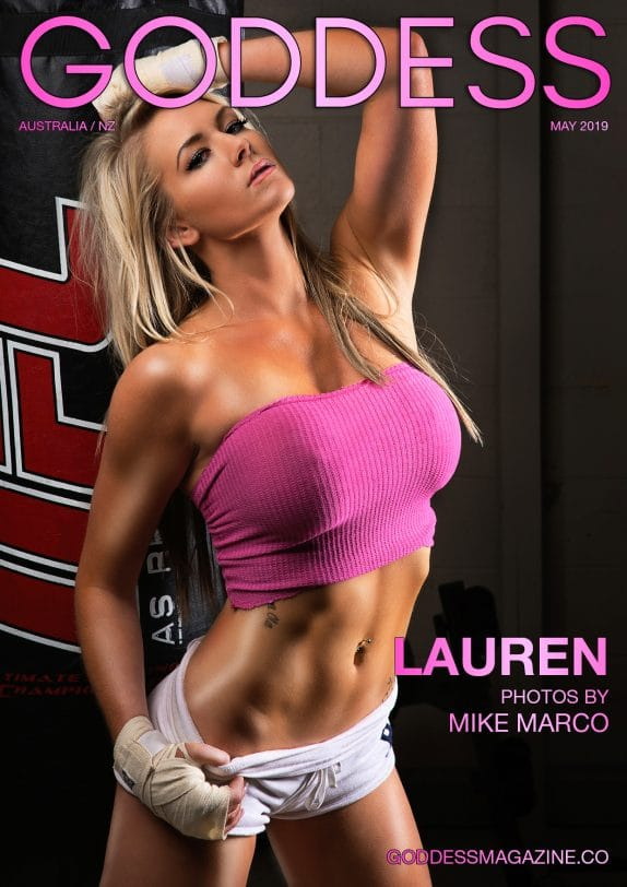 Goddess Magazine – May 2019 – Lauren K 2