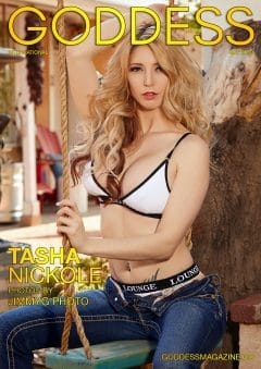 Goddess Magazine – May 2019 – Tasha Nickole
