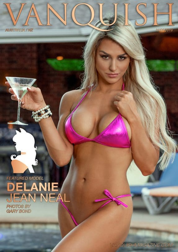 Vanquish Magazine - May 2019 - Delanie Jean Neal 9