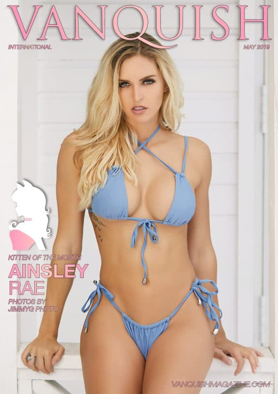 Vanquish Magazine - May 2019 - Ainsley Rae 9