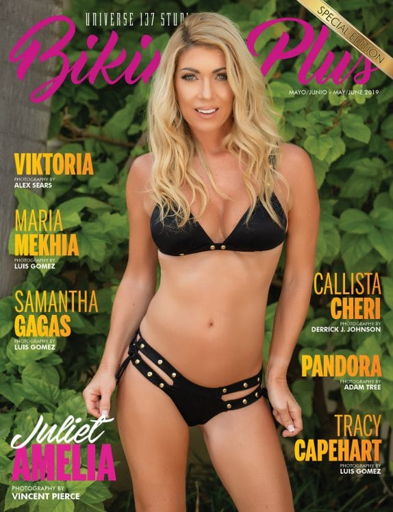 Bikini Plus Magazine - June 2019 2