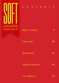 Soft Magazine – September 2019 – Nadia Ruslanova