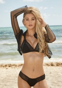 Vanquish Magazine – June 2019 – Gorgeous Blondes – Shelby Leger