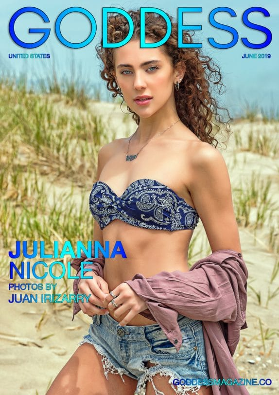 Goddess Magazine – June 2019 – Julianna Nicole 4