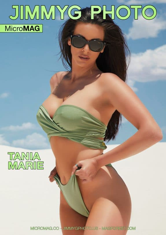 JimmyG Photo MicroMAG - Tania Marie 1