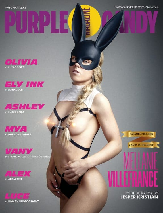 Purple Candy Magazine - May 2019 6