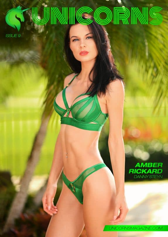 Unicorns Magazine – September 2019 – Amber Rickard