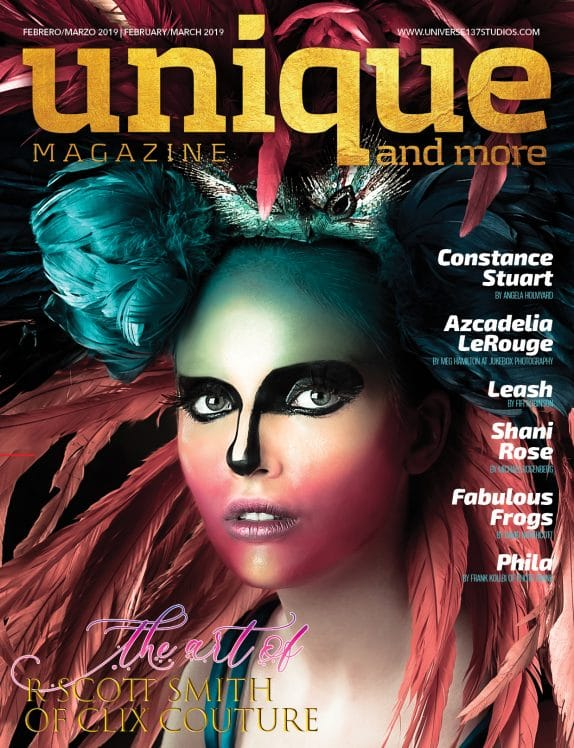 Unique Magazine - March 2019 1