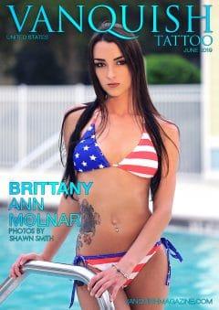Vanquish Tattoo – June 2019 – Brittany Ann Molnar
