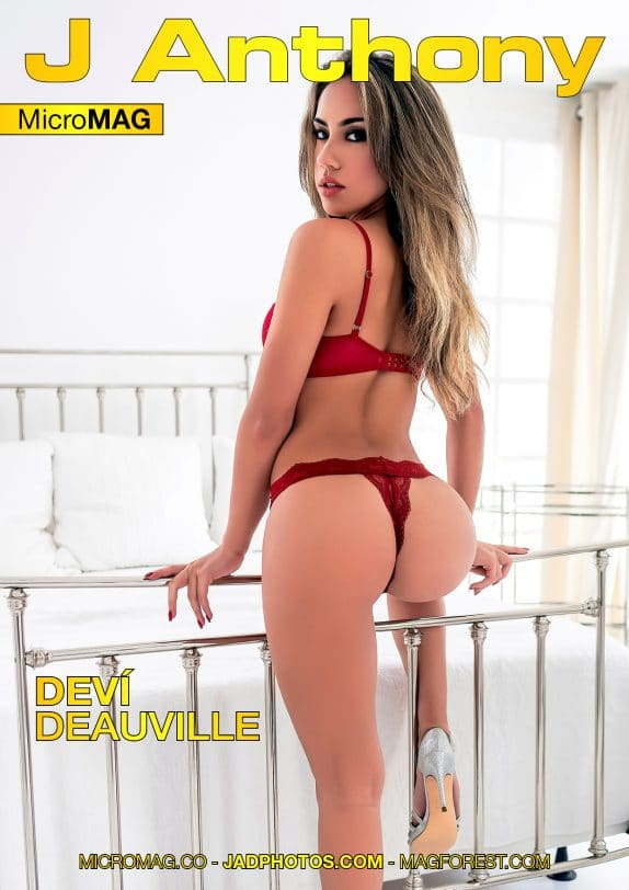 J Anthony Micromag – Deví Deauville – Issue 1