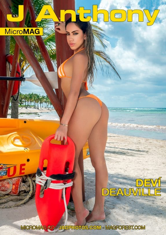 J Anthony Micromag – Deví Deauville – Issue 2