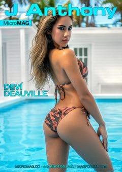 J Anthony Micromag – Deví Deauville – Issue 9