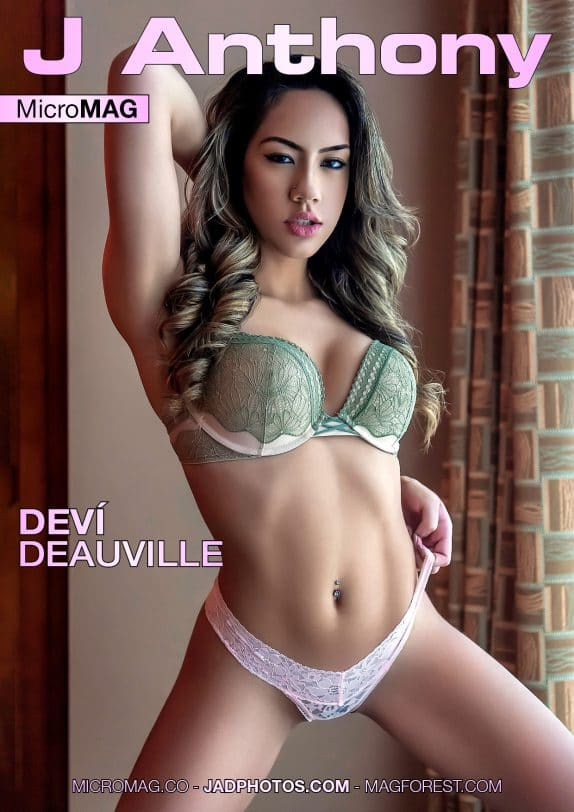 J Anthony Micromag – Deví Deauville – Issue 10