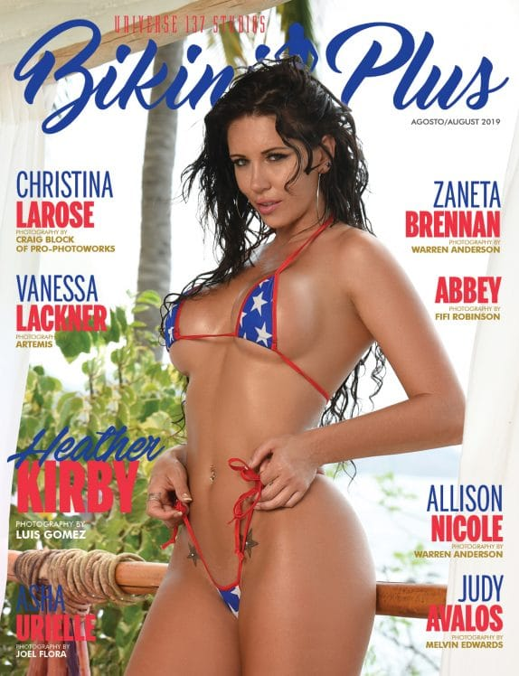 Bikini Plus Magazine – August 2019