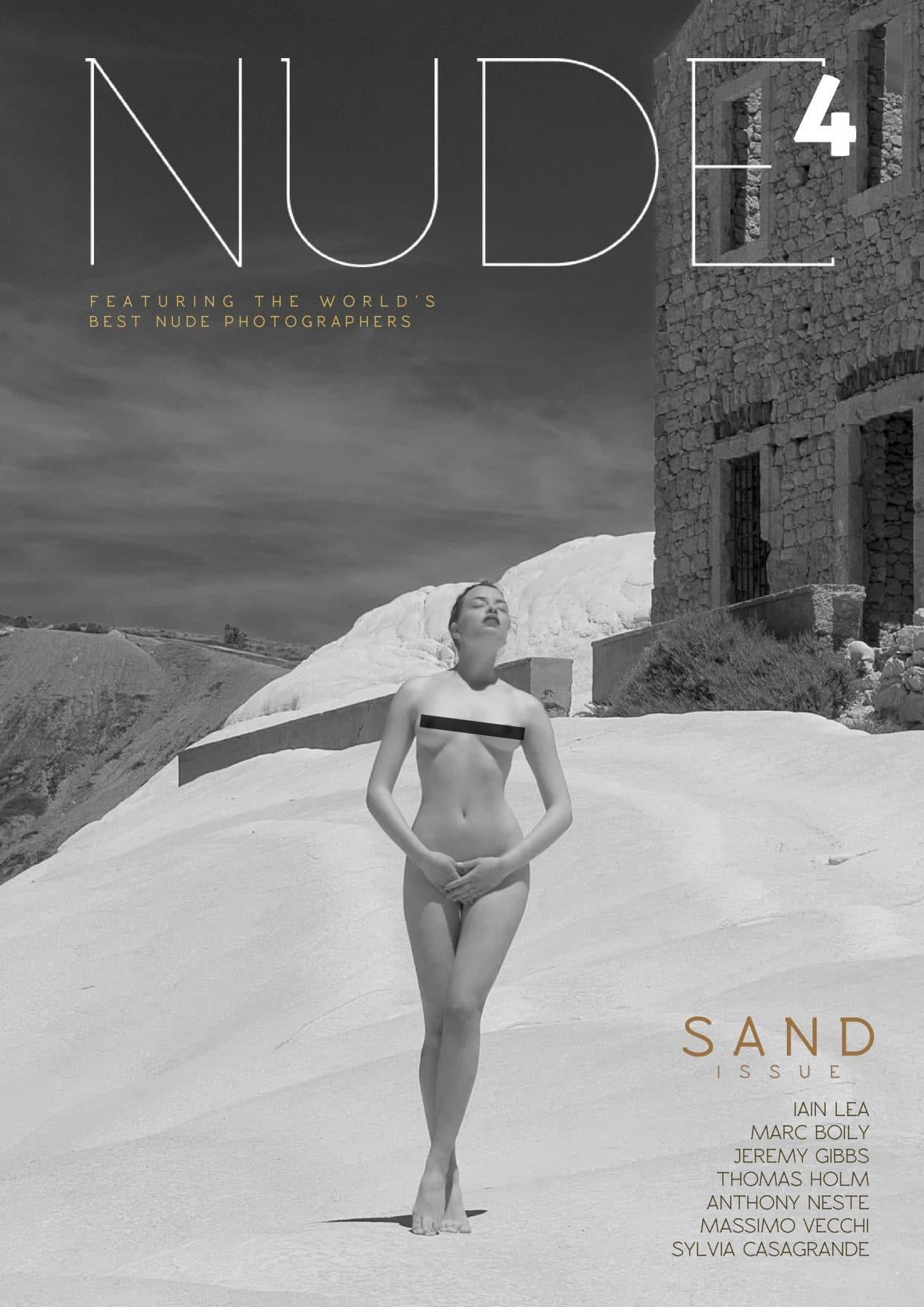 Nude Magazine – Numero 4 – Sand Issue