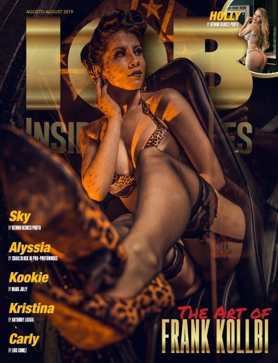 IOB Magazine – August 2019