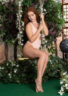 Goddess Magazine – September 2019 – Allie Summers