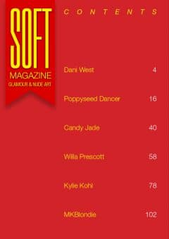 Soft Magazine – October 2019 – Dani West
