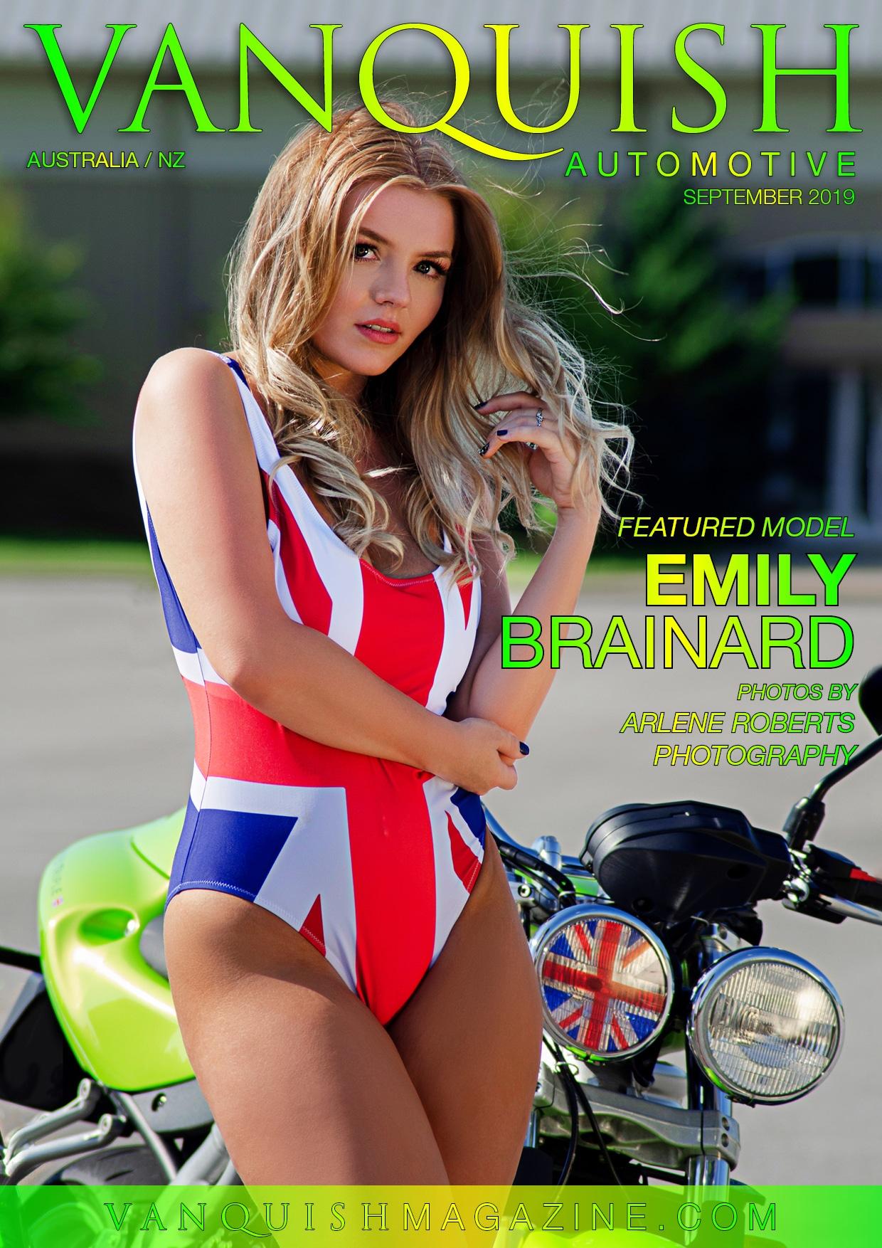Vanquish Automotive – September 2019 – Emily Brainard