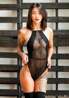Vanquish Tattoo – November 2019 – Audrey Scott
