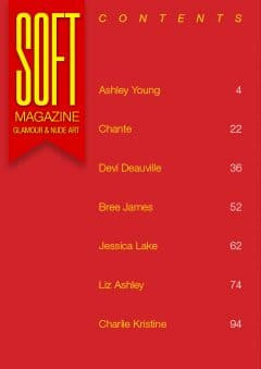 Soft Magazine – December 2019 – Chante