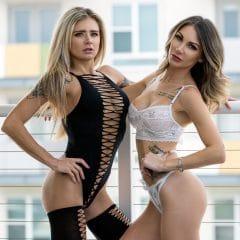 Gary Bond MicroMAG – Jessica Featherston and Jessica Brianne