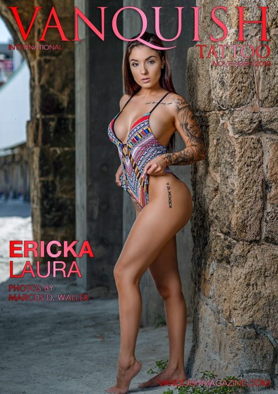 Vanquish Tattoo – November 2019 – Ericka Laura