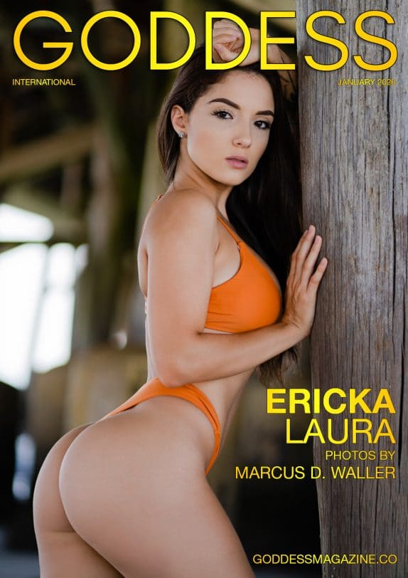 Goddess Magazine – January 2020 – Ericka Laura