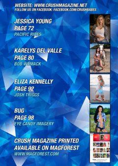 Crush Magazine – February 2020 – Katie Darling