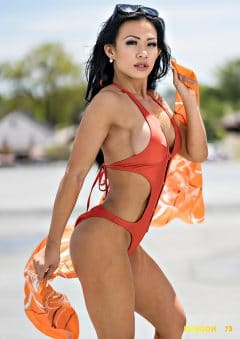 Dragon Magazine – February 2020 – Kim Lu