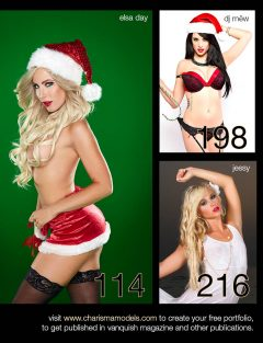 Vanquish Magazine – Christmas 2014 – Dennii
