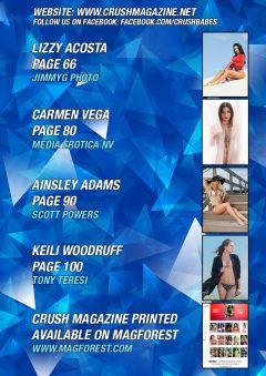 Crush Magazine – March 2020 – Katie Darling